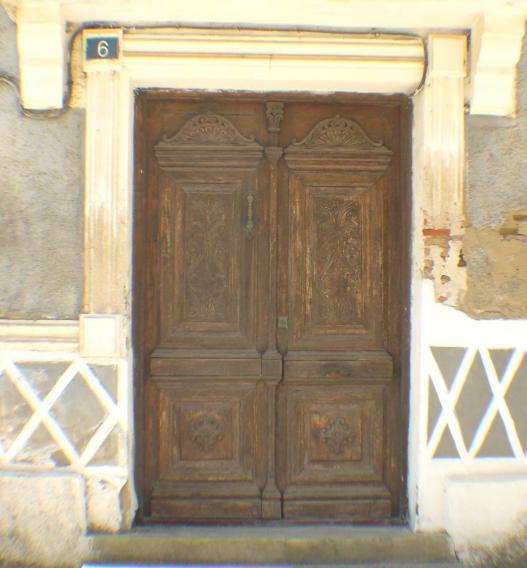 Puerta de f lix gonz lez cuenca de campos valladolid - Puertas en valladolid ...