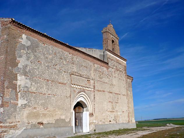 Puerta de la ermita del cristo rapariegos for Puerta 4 del jockey