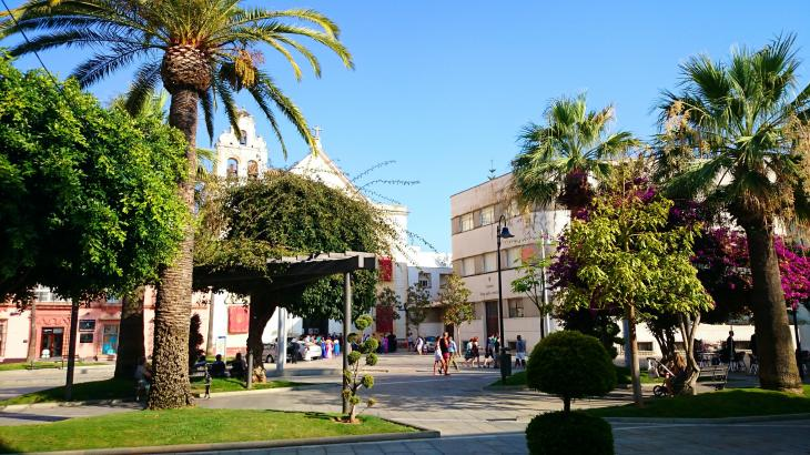Artesanato Zen ~ Plaza del Carmen, SAN FERNANDO
