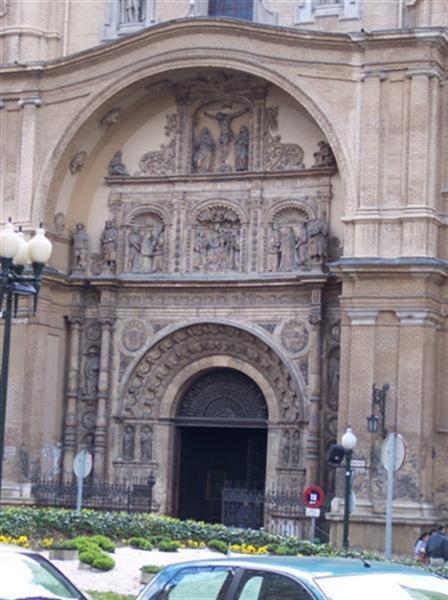 Iglesia de santa engracia entrada zaragoza for Oficina de madrid santa engracia