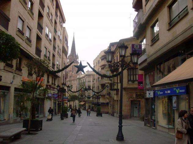Calle toro salamanca - Calle valencia salamanca ...