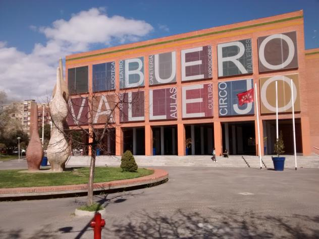 Teatro municipal buero vallejo alcorcon - Teatro buero vallejo alcorcon ...