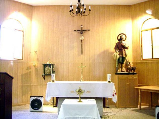 San isidro labrador ermita altar getafe for Ministerio del interior san isidro