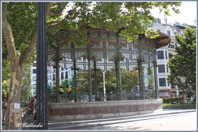 Kiosco de la alameda del boulevard san sebastian donostia - El tiempo para manana en san sebastian guipuzcoa ...