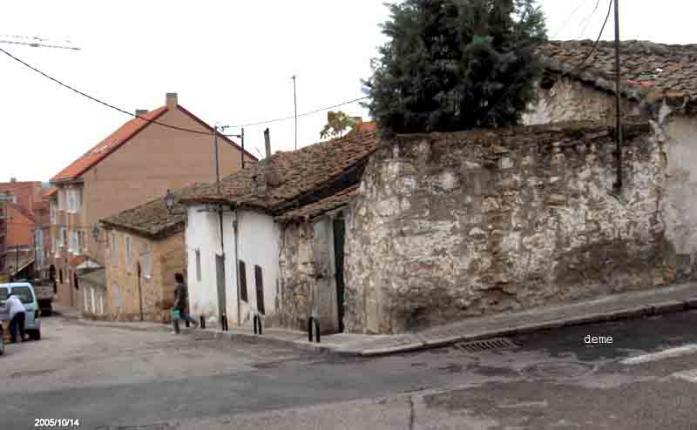 Casas antiguas san agustin de guadalix - Fotos de casas antiguas ...