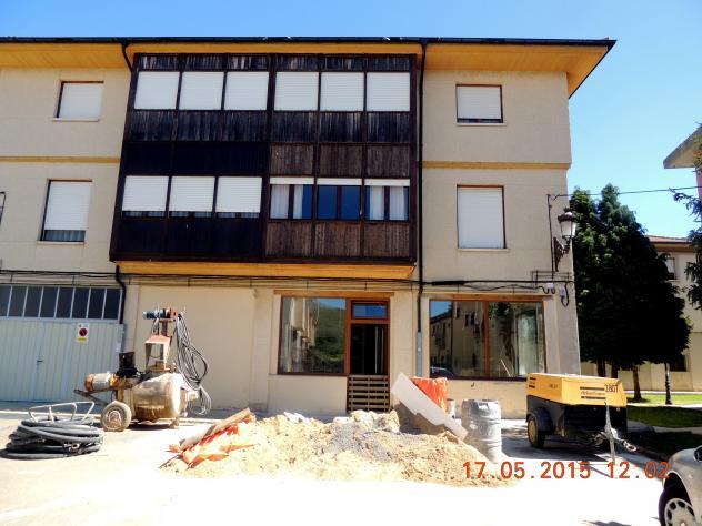 Obra nueva en la casa de la calle dionisio barreda - Obra nueva leioa ...