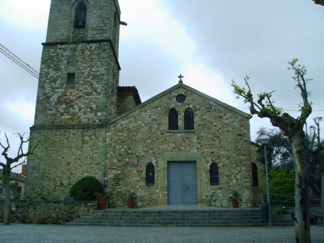 Iglesia de san sadurni montornes del valles for Pisos en montornes del valles
