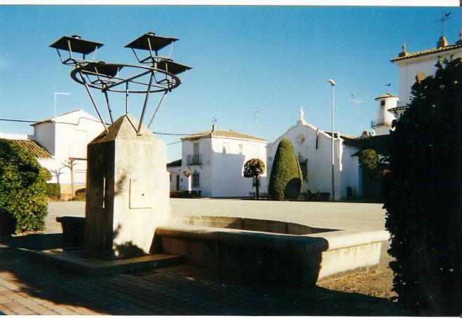 Los villares de andujar fuente de la plaza los villares - Tiempo los villares jaen ...