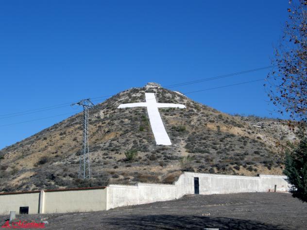 Gran cruz en el cerro paracuellos de jarama - Tiempo en paracuellos ...