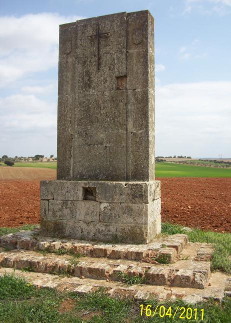 Resultado de imagen de jorge manrique tumba
