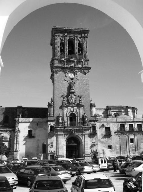 Iglesia de Santa María de la Asunción, ARCOS DE LA FRONTERA