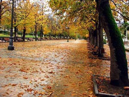 Resultado de imagen de Oviedo en otoño