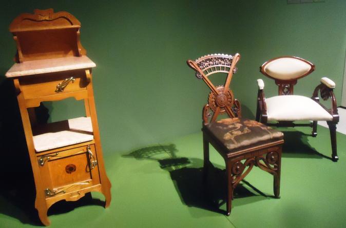 Muebles de estilo mnac barcelona for Muebles estilo nordico barcelona